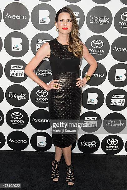 Maritza Rodriguez attends People En Espanol's '50 Most Beautiful' 2015 Gala at the IAC Building on May 12 2015 in New York City