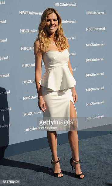 Maritza Rodriguez attends the NBCUniversal 2016 Upfront Presentation on May 16 2016 in New York City