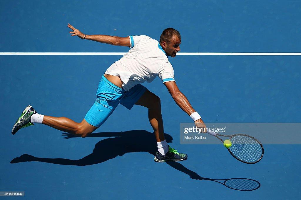 2015 Australian Open - Day 4 : ニュース写真