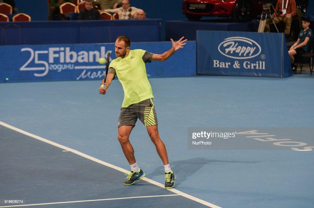 DIEMAXTRA Sofia Open 2018 - semifinal : News Photo