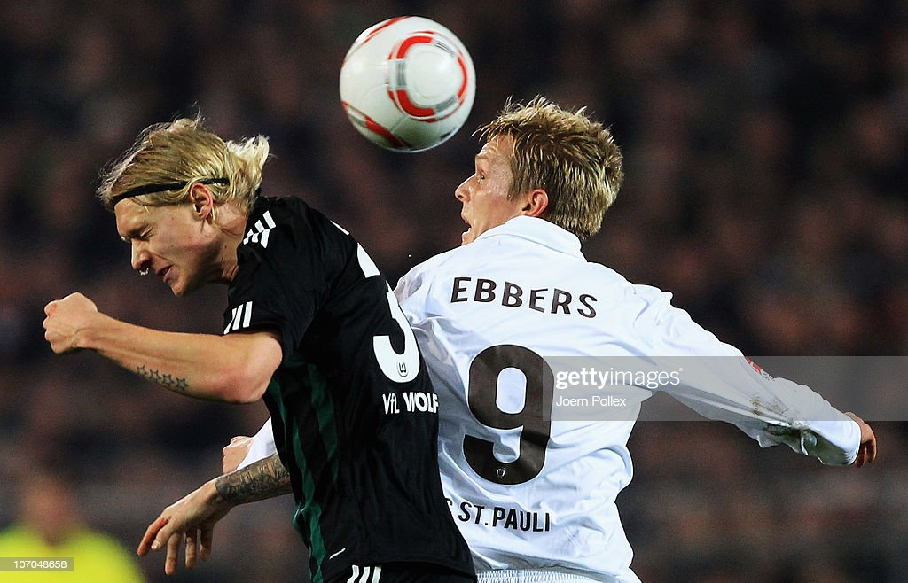 FC St. Pauli v VfL Wolfsburg - Bundesliga