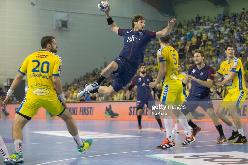 VIVE Kielce v Paris Saint-Germain - EHF Champions League Quarter finals