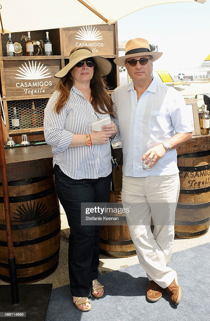 The Horsemen Flight Team Event Hosted By Dan Friedkin And Lauren Sanchez Whitesell : News Photo