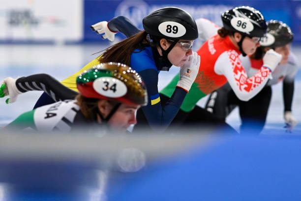 HUN: ISU European Short Track Speed Skating Championships - Debrecen