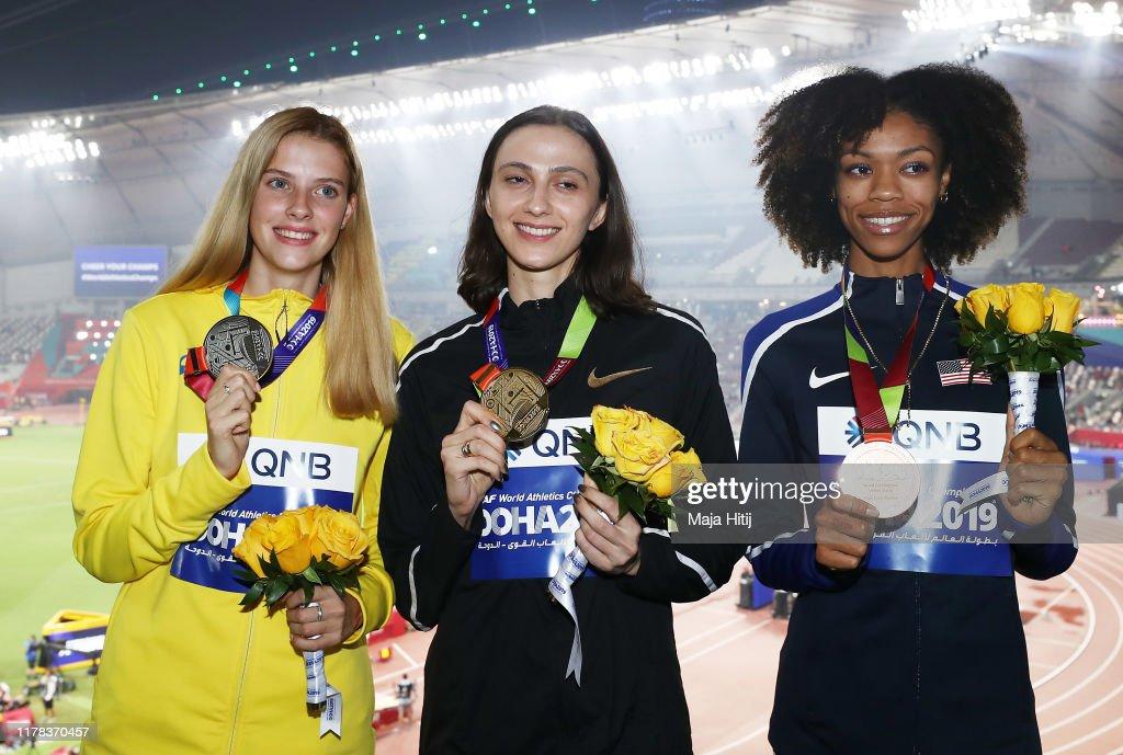 17th IAAF World Athletics Championships Doha 2019 - Day Five : ニュース写真