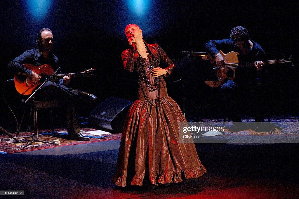 Mariza in Concert at Casino Lisboa in Lisbon - July 2, 2006