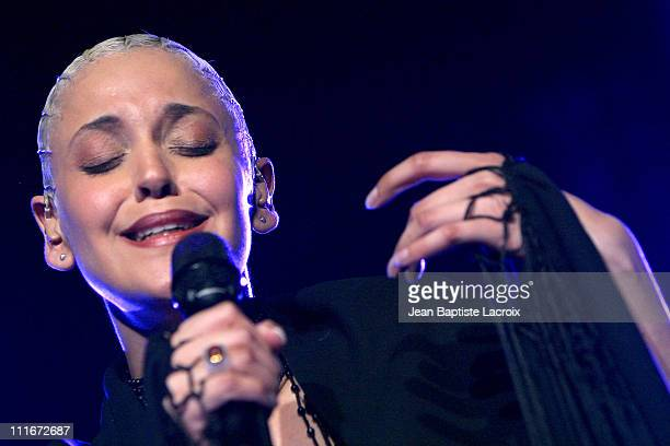 Mariza during MIDEM 2004 Mariza in Concert at Palais des Festivals in Cannes France