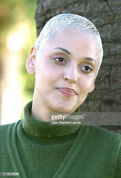 Mariza during MIDEM 2004 Mariza Photocall at Palais des Festivals in Cannes France