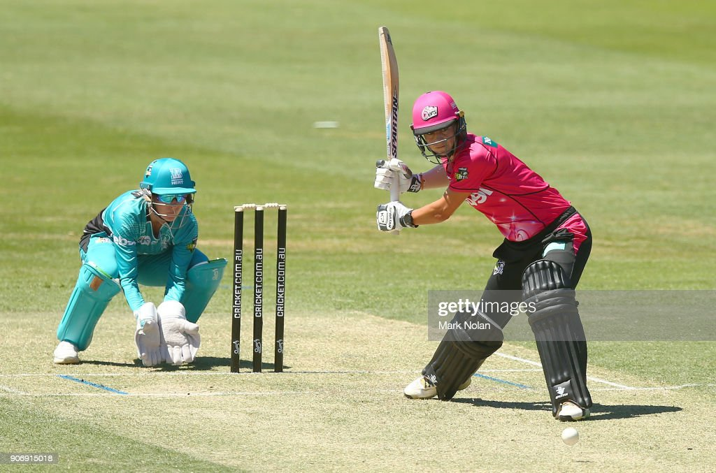 WBBL - Heat v Sixers