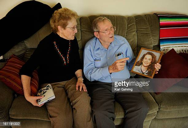 Marj and Bob Crowell talked to the Denver Post about their daughter Sylvia who died in 1993 during a robbery of a ChuckECheese restaurant in Aurora...