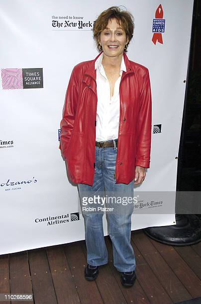 Marj Dusay during Broadway Cares/Equity Fights AIDS 19th Annual Flea Market and Celebrity Autograph Table at The Patio at Bolzanos Bar in New York...
