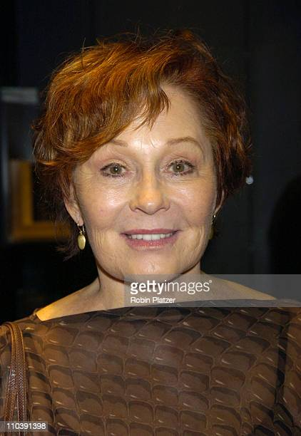 Marj Dusay during Finola Hughes Book Party for New Book Soapsuds Hosted by Kelly Ripa June 14 2005 at The Montblanc Global Flagship Boutique in New...