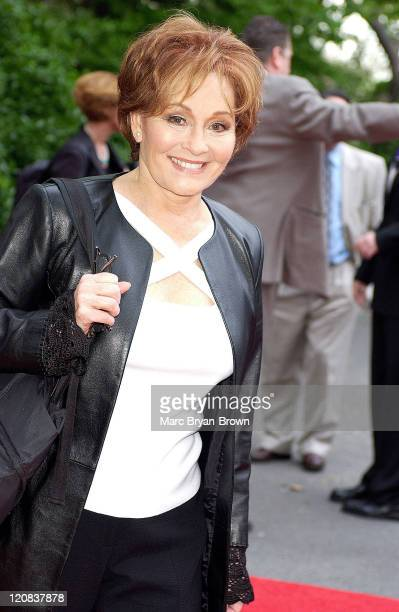 Marj Dusay of Guiding Light during NYC Mayor Bloomberg Hosts Reception for 30th Annual Daytime Emmy Awards at Gracie Mansion in New York City New...