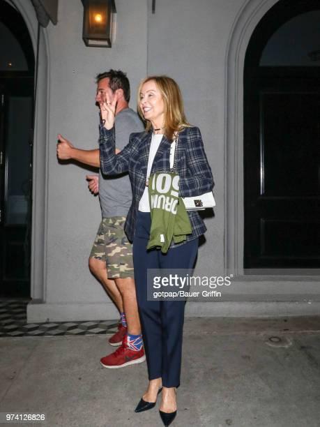 Marjorie Bach is seen on June 13 2018 in Los Angeles California