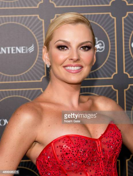 Marjorie de Sousa attends People En Espanol 2014 Los 50 Mas Bellos Event on May 12 2014 in New York City