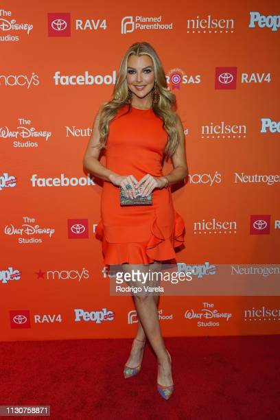 Marjorie de Sousa attends the People En Espanol 2019 25 Most Powerful Women Luncheon on March 15 2019 in Coral Gables Florida