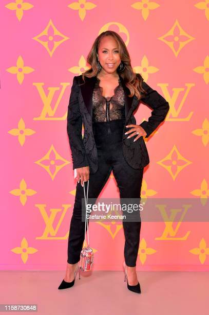 Marjorie Harvey attends Louis Vuitton X Opening Cocktail on June 27 2019 in Beverly Hills California