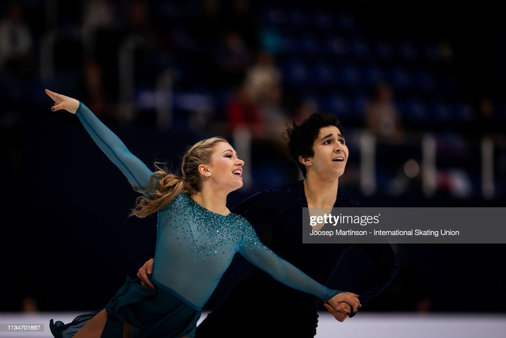ISU World Junior Figure Skating Championships Zagreb : Fotografía de noticias