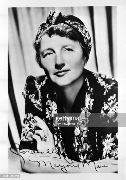 Marjorie Main 1950s