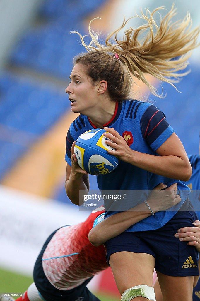 Rugby Europe Women Sevens Grand Prix In Kazan, Russia