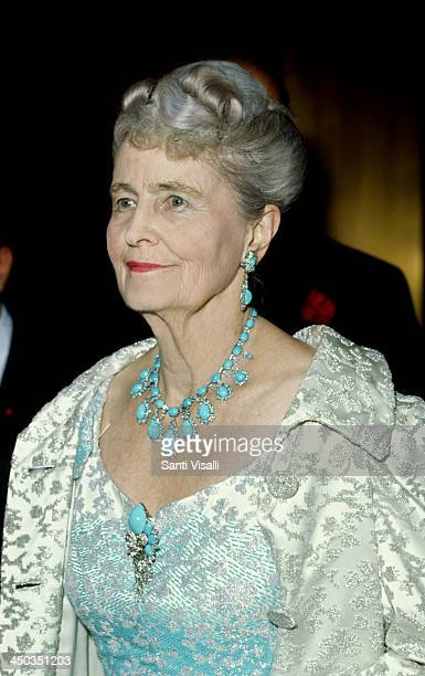 Marjorie Merriweather Post on May 23 1969 in New York New York