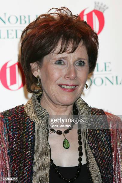 Marjorie Wallace Chief Executive of SANE attends The Oldie Magazine's 'Oldie Of The Year Awards 2007' at Simpson'sintheStrand on March 13 2007 in...