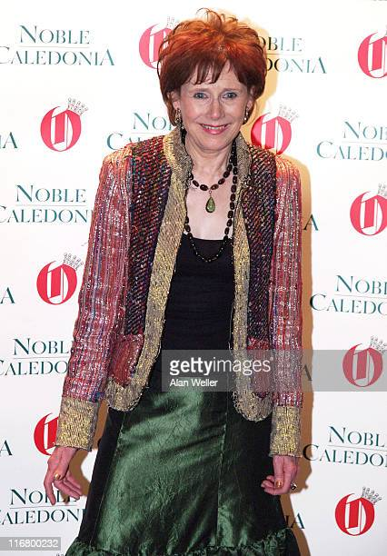 Marjorie Wallace during The Oldie Of The Year Awards 2007 Arrivals at Simpsons in the Strand in London Great Britain