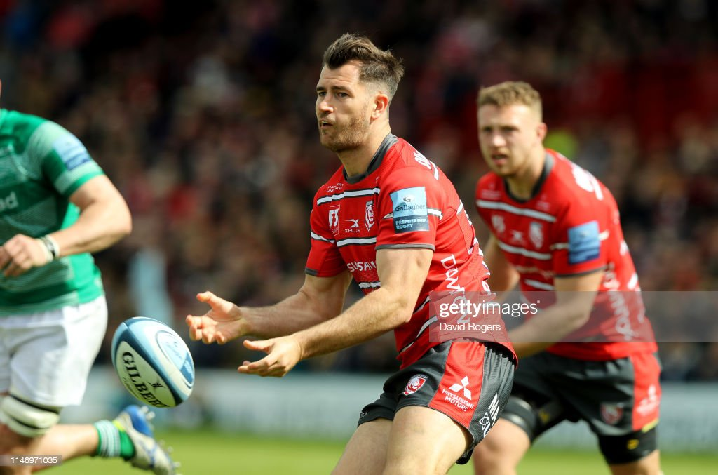 Gloucester Rugby v Newcastle Falcons - Gallagher Premiership Rugby : News Photo
