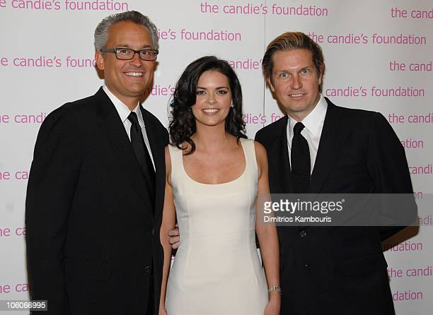 Mark Badgley Katie Lee Joel and James Mischka during The Candie's Foundation Presents the 3rd Annual Event to Prevent Gala at Gotham Hall in New York...
