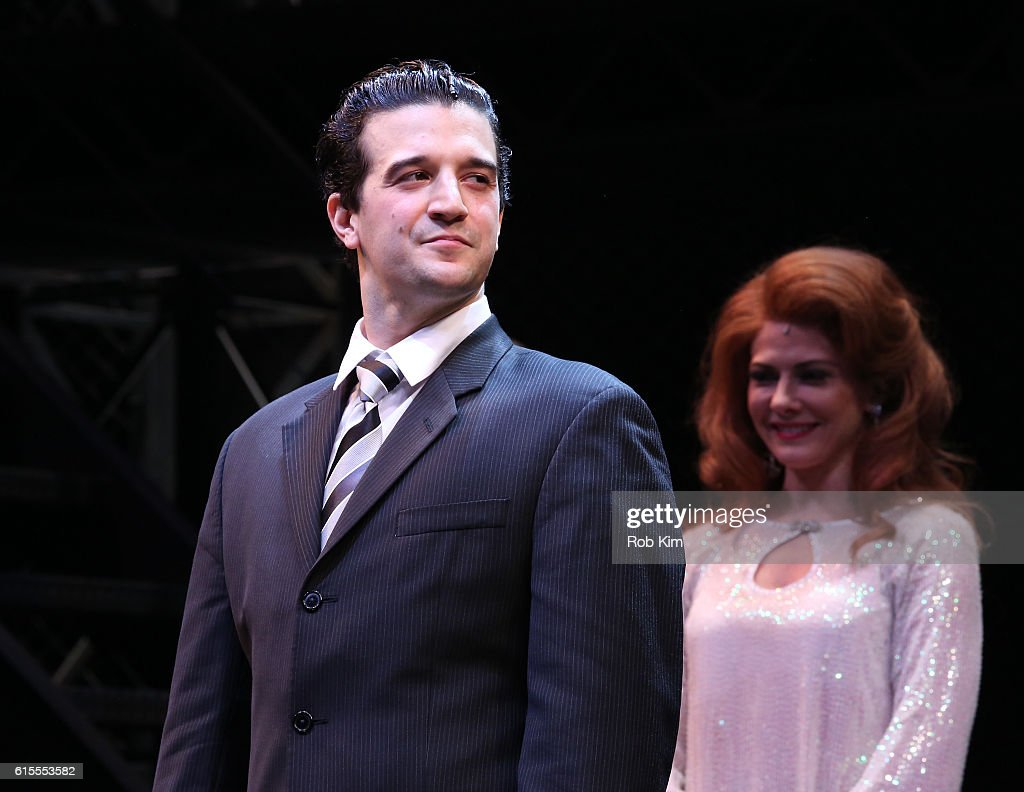 """Mark Ballas Joins The Cast Of Broadway's """"Jersey Boys"""" - Curtain Call : News Photo"""
