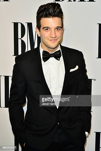 Mark Ballas attends the 62nd Annual BMI Pop Awards at Regent Beverly Wilshire Hotel on May 13 2014 in Beverly Hills California