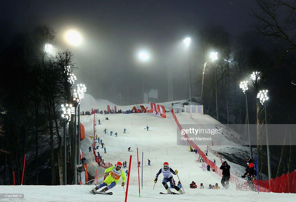 2014 Paralympic Winter Games - Day 6 : Nachrichtenfoto