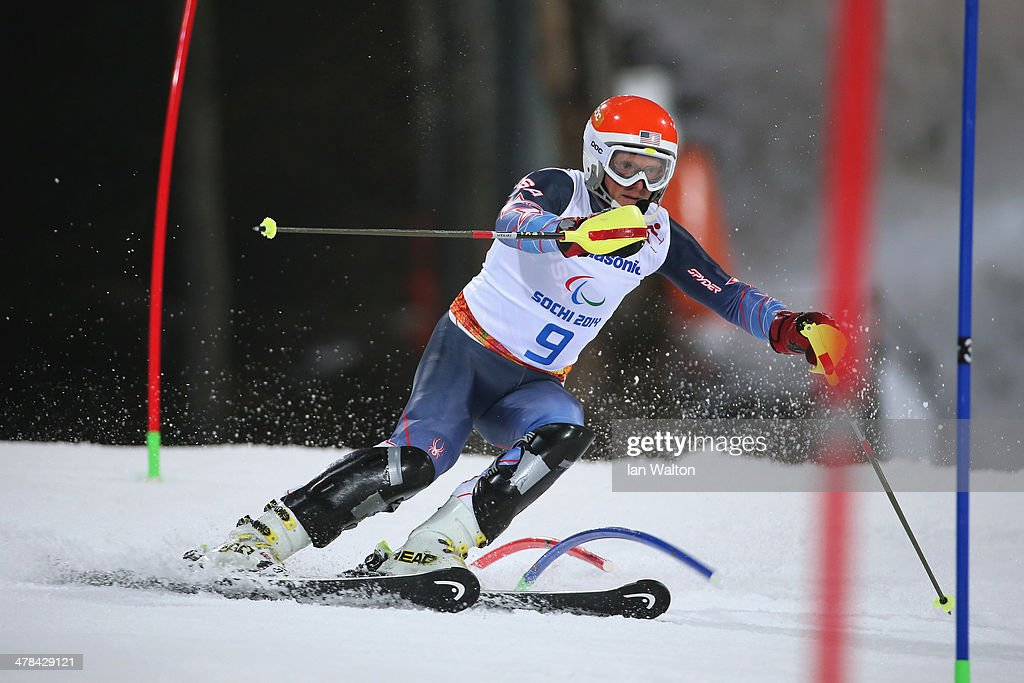 2014 Paralympic Winter Games - Day 6 : News Photo