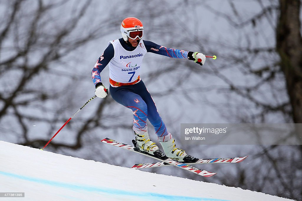 2014 Paralympic Winter Games - Day 2 : News Photo
