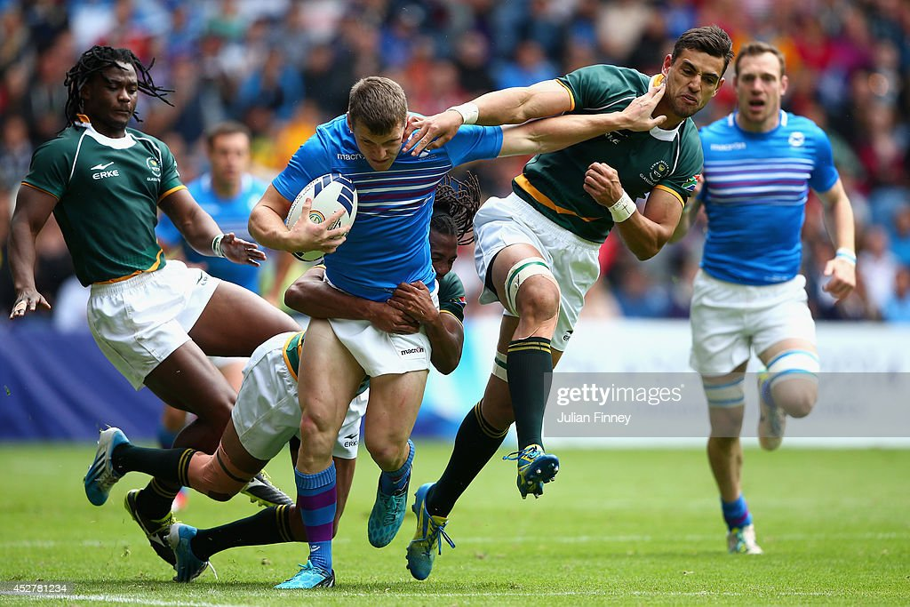 20th Commonwealth Games - Day 4: Rugby Sevens