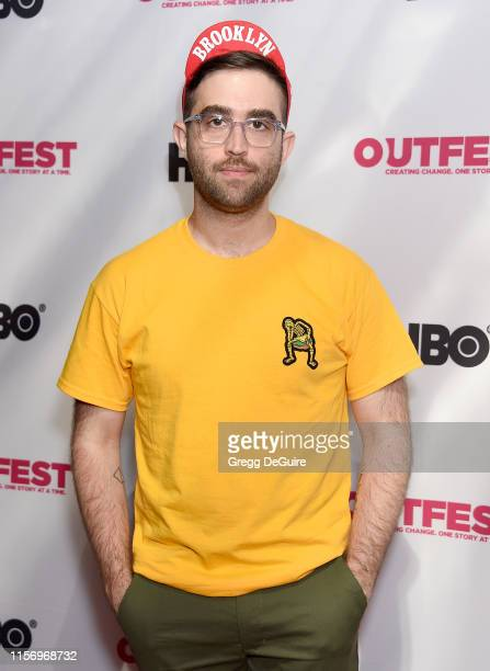 Mark Blane attends the 2019 Outfest Los Angeles LGBTQ Film Festival Screening Of Sell By at TCL Chinese Theatre on July 20 2019 in Hollywood...