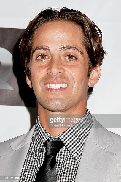 Mark Bloom attends The Playboy Mansion kickoff party for the ESPYs at the Playboy Mansion on July 9 2012 in Beverly Hills California