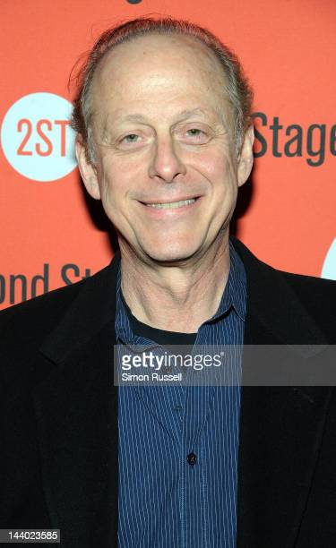 Mark Blum attends Lonely I'm Not Off Broadway Opening Night at HB Burger on May 7 2012 in New York City
