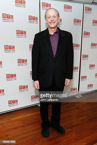 Mark Blum attends The Assembled Parties Broadway Opening Night after party at the Copacabana on April 17 2013 in New York City