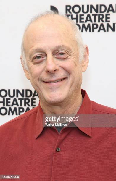 Mark Blum attends the Meet Greet for the cast of Amy and the Orphans at the Roundabout Theatre rehearsal hall on January 10 2018 in New York City