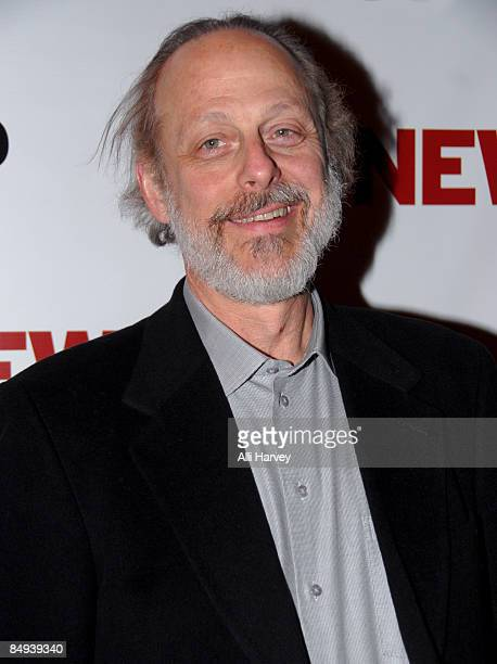 Mark Blum attends the opening night party for Mourning Becomes Electra A Trilogy at Metro Marche on February 19 2009 in New York City