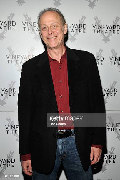Mark Blum attends the Picked OffBroadway opening night at the Vineyard Theatre on April 20 2011 in New York City