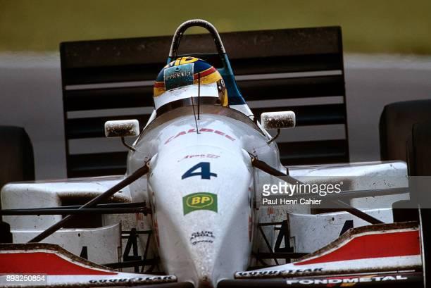 Mark Blundell, Tyrrell-Yamaha 022, Grand Prix of Canada, Circuit Gilles Villeneuve, 12 June 1994.