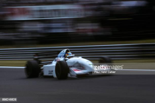 Mark Blundell, Tyrrell-Yamaha 022, Grand Prix of Hungary, Hungaroring, 14 August 1994.