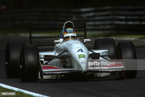 Mark Blundell, Tyrrell-Yamaha 022, Grand Prix of Italy, Autodromo Nazionale Monza, 11 September 1994.