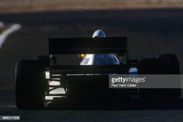 Mark Blundell, Tyrrell-Yamaha 022, Grand Prix of Portugal, Autodromo do Estoril, 25 September 1994.