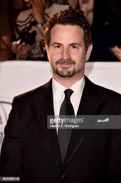 Mark Boal attends the 49th NAACP Image Awards at Pasadena Civic Auditorium on January 15 2018 in Pasadena California
