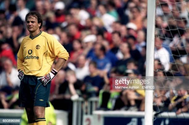 Mark Bosnich Manchester United goalkeeper