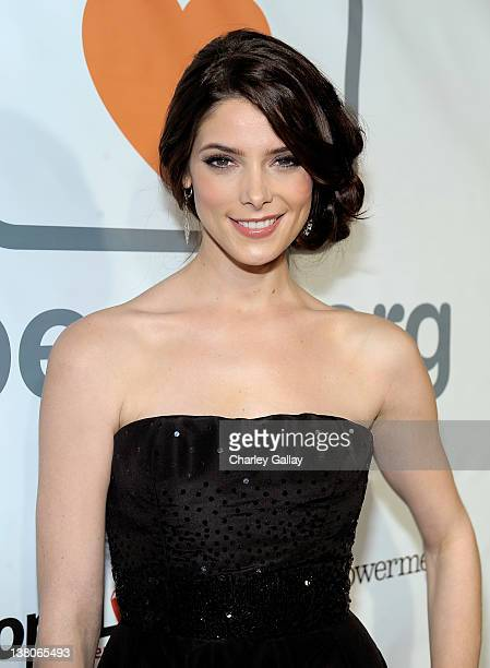 Mark Brand ambassador Ashley Greene attends the Louder Than Words event sponsored by Break The Cylcle and the National Dating Abuse Helpline at...
