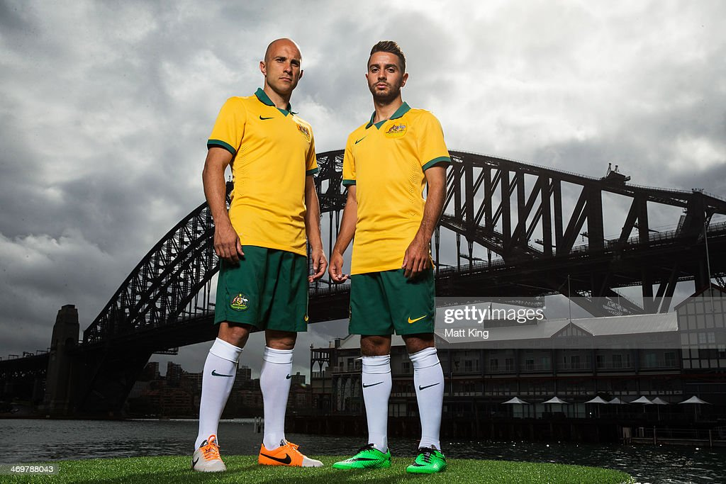 Nike & FFA 2014 World Cup Kit Launch